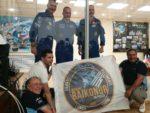 L'astronauta italiano Paolo Nespoli al suo terzo volo nello Spazio